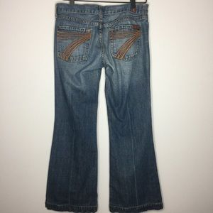 7 FOR ALL MANKIND Dojo Trouser Jeans